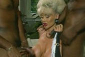 Dolly Buster liebt Sex mit Schwarzen