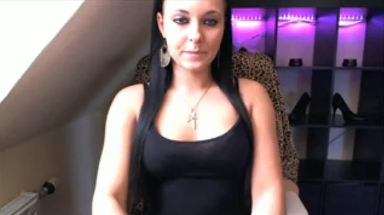 Sachsen lady anal