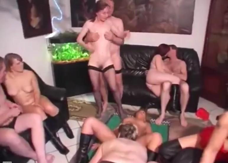 Свингеры оргии порно немецкие