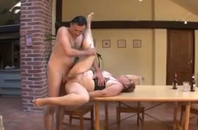 Sex Auf Dem Tisch