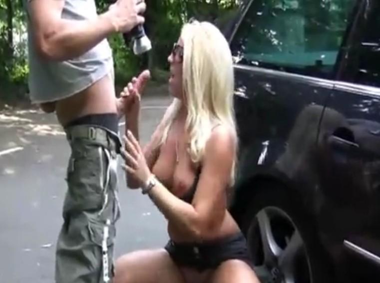 Parkplatzsex pornos