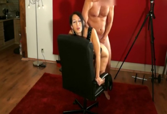 Ebony Pulse TV - Black Porn Ebenholz / Arsch zu mund