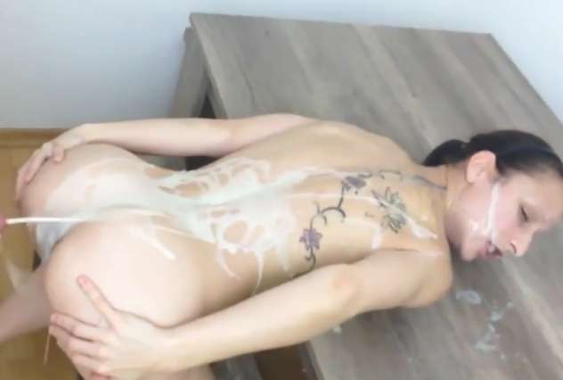 Creampie slut tumblr