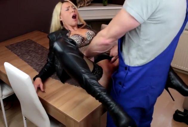 Porno Mit Handwerker