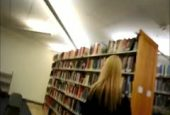 Sex in der Uni Bibliothek