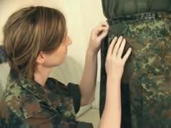 Bundeswehr Soldaten privat Fick